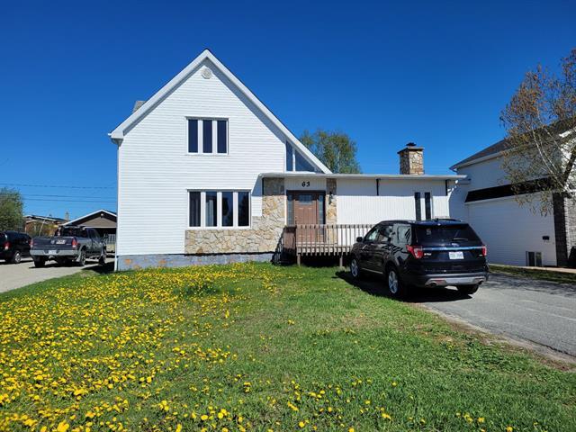 House for sale in La Sarre, Abitibi-Témiscamingue, 63, Rue  Principale, 27328243 - Centris.ca