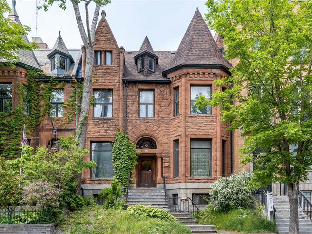 Maison à vendre à Montréal (Ville-Marie), Montréal (Île), 1587, Avenue du Docteur-Penfield, 17784076 - Centris.ca