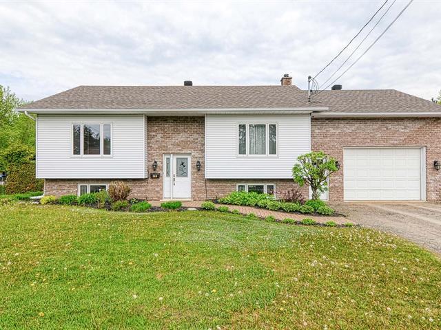 Maison à vendre à Saint-Boniface, Mauricie, 340, Rue  Saint-Michel, 12591199 - Centris.ca