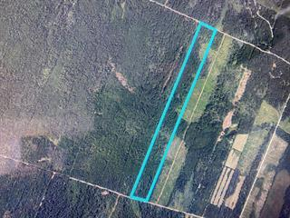 Land for sale in Caplan, Gaspésie/Îles-de-la-Madeleine, 3e Rang Est, 23900023 - Centris.ca
