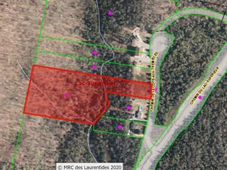 Terrain à vendre à Lac-Supérieur, Laurentides, Chemin de la Côte-aux-Trembles, 22985188 - Centris.ca