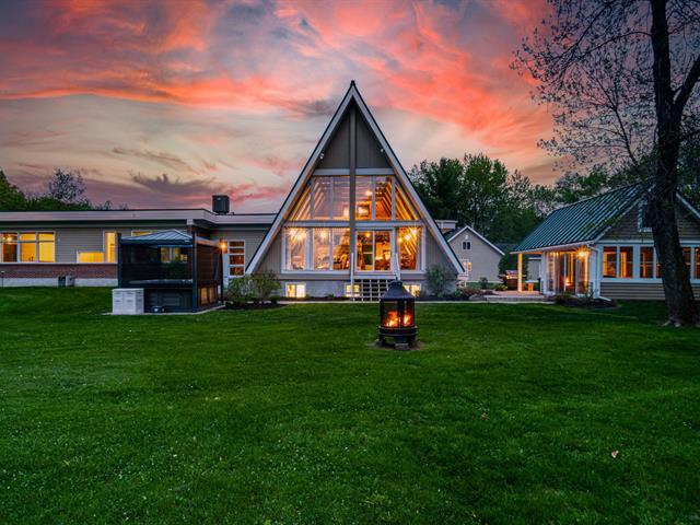 Maison à vendre à Saint-Antoine-de-Tilly, Chaudière-Appalaches, 5026, Route  Marie-Victorin, 16187456 - Centris.ca
