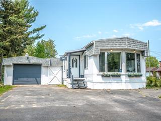 Mobile home for sale in Saint-Lambert-de-Lauzon, Chaudière-Appalaches, 102, Rue  De Brébeuf, 12466813 - Centris.ca