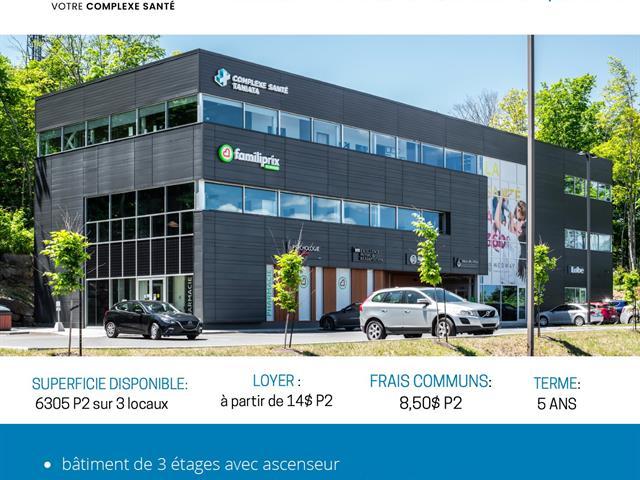 Commercial unit for rent in Lévis (Les Chutes-de-la-Chaudière-Est), Chaudière-Appalaches, 700, Avenue  Taniata, 25388698 - Centris.ca