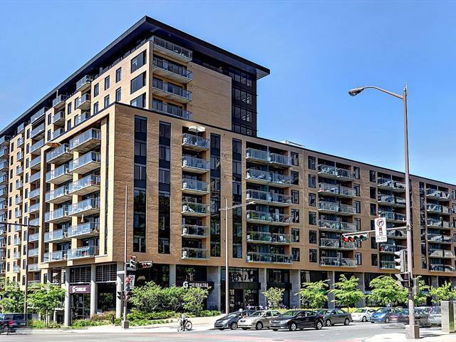 Condo for sale in Québec (La Cité-Limoilou), Capitale-Nationale, 1300, Chemin  Sainte-Foy, apt. 1002, 28557246 - Centris.ca