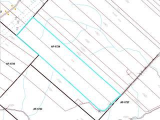 Terrain à vendre à La Malbaie, Capitale-Nationale, Chemin  Lavoie, 12996891 - Centris.ca