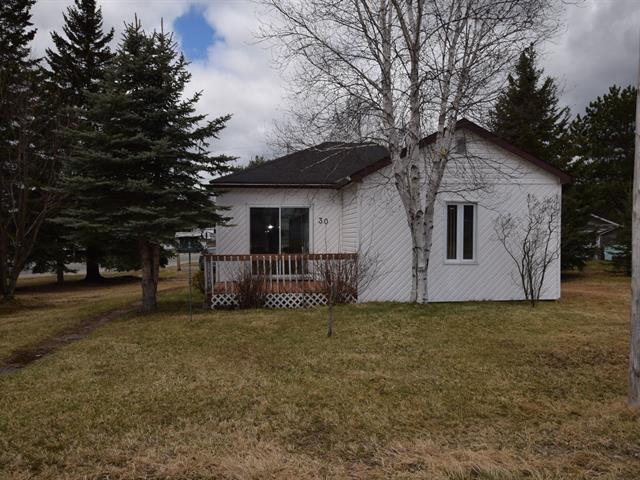 Maison à vendre à Normétal, Abitibi-Témiscamingue, 30, 6e Avenue, 25056488 - Centris.ca