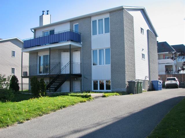 Quadruplex à vendre à Saint-Jérôme, Laurentides, 2039 - 2045, Rue  Labrèche, 11405789 - Centris.ca