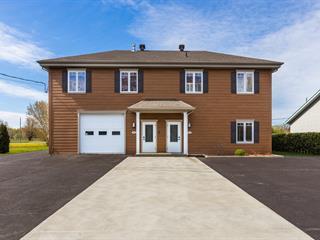 Duplex à vendre à Bécancour, Centre-du-Québec, 8305Z - 8309Z, boulevard  Bécancour, 27805018 - Centris.ca