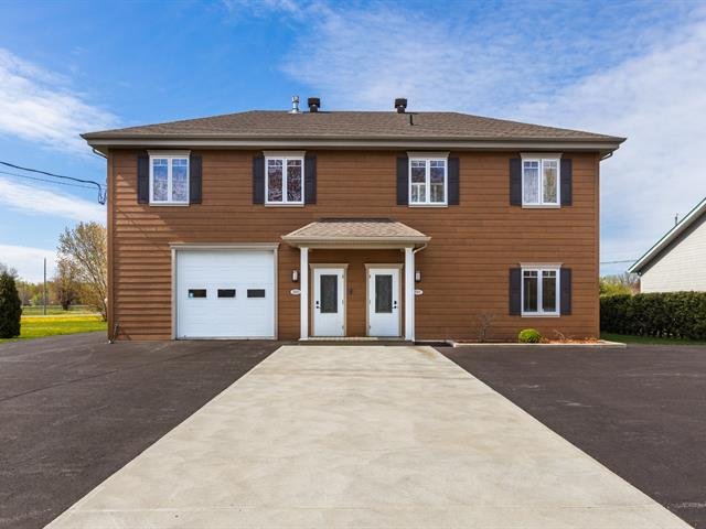 Duplex for sale in Bécancour, Centre-du-Québec, 8305Z - 8309Z, boulevard  Bécancour, 27805018 - Centris.ca