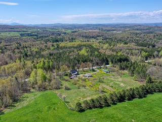 Hobby farm for sale in Frelighsburg, Montérégie, 223Z, Chemin de Richford, 26301528 - Centris.ca