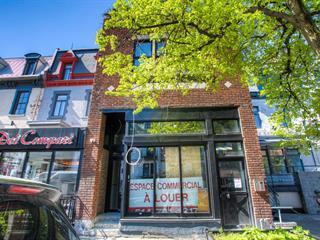 Local commercial à louer à Montréal (Ville-Marie), Montréal (Île), 1670A, Rue  Saint-Denis, 19324946 - Centris.ca