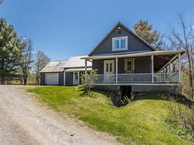 Fermette à vendre à Bolton-Est, Estrie, 769Z, Route  Missisquoi, 13173060 - Centris.ca