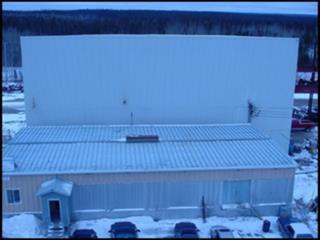 Bâtisse industrielle à vendre à Matagami, Nord-du-Québec, 3060, boulevard  Industriel, 25130938 - Centris.ca