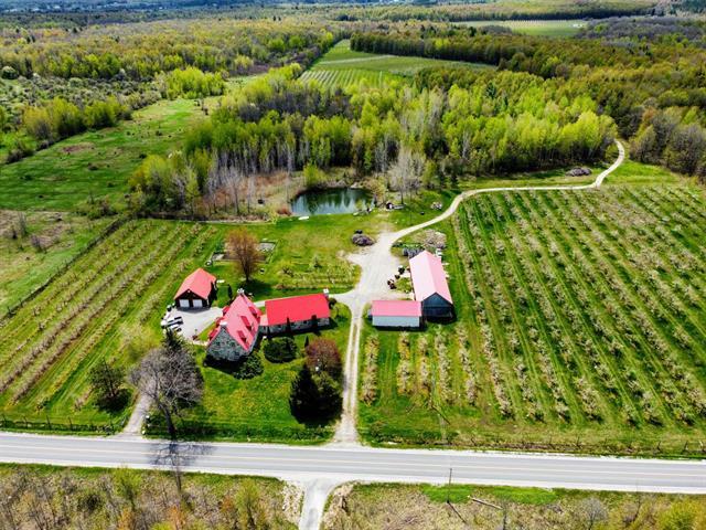 Farm for sale in Havelock, Montérégie, 556, Route  202, 28140986 - Centris.ca