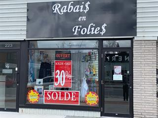Local commercial à louer à Amos, Abitibi-Témiscamingue, 221, 1re Avenue Ouest, 16731195 - Centris.ca
