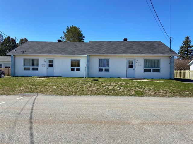 Duplex à vendre à Price, Bas-Saint-Laurent, 23 - 25, Rue  Saint-Léo, 15728460 - Centris.ca