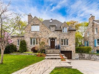 Maison à vendre à Hampstead, Montréal (Île), 37, Rue  Thurlow, 25336567 - Centris.ca