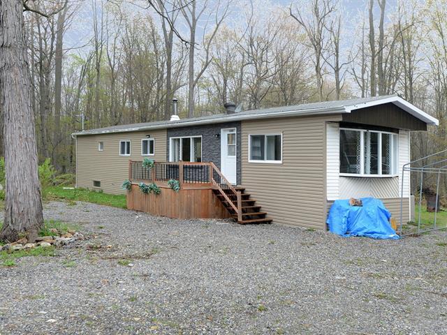 Maison mobile à vendre à Hinchinbrooke, Montérégie, 1283, Rue  Catherine, 22174693 - Centris.ca
