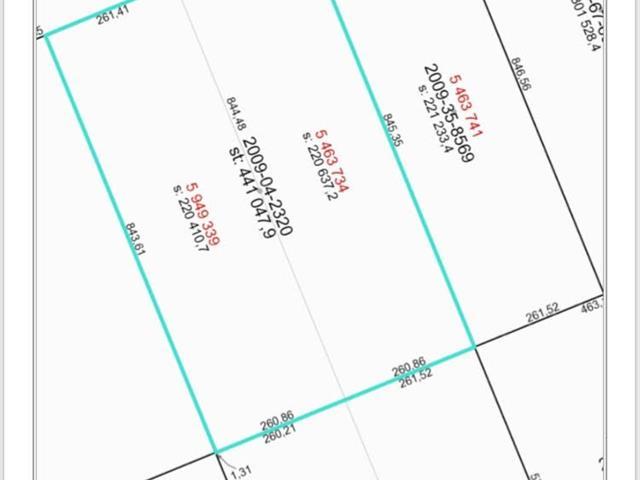 Terre à vendre à L'Ascension-de-Patapédia, Gaspésie/Îles-de-la-Madeleine, Rang 4, 25321139 - Centris.ca