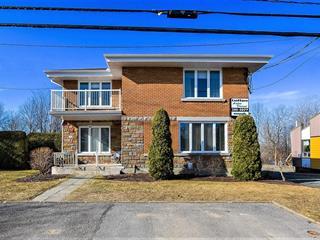 Triplex for sale in Nicolet, Centre-du-Québec, 158 - 158B, Rue  Saint-Jean-Baptiste, 26736521 - Centris.ca