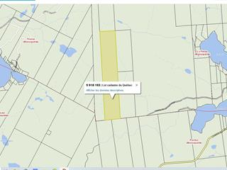 Terre à vendre à La Pêche, Outaouais, Chemin du Lac-Ruthledge, 14506331 - Centris.ca