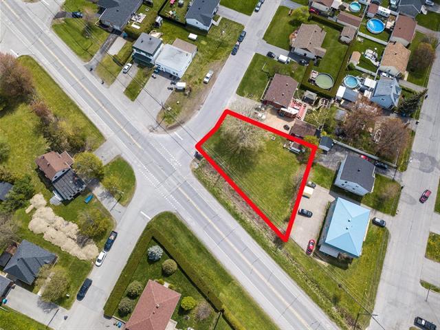 Terrain à vendre à Beauharnois, Montérégie, 8e Avenue, 25654830 - Centris.ca