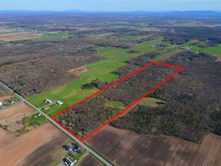 Terre à vendre à Saint-Valérien-de-Milton, Montérégie, Chemin de Roxton, 26218602 - Centris.ca