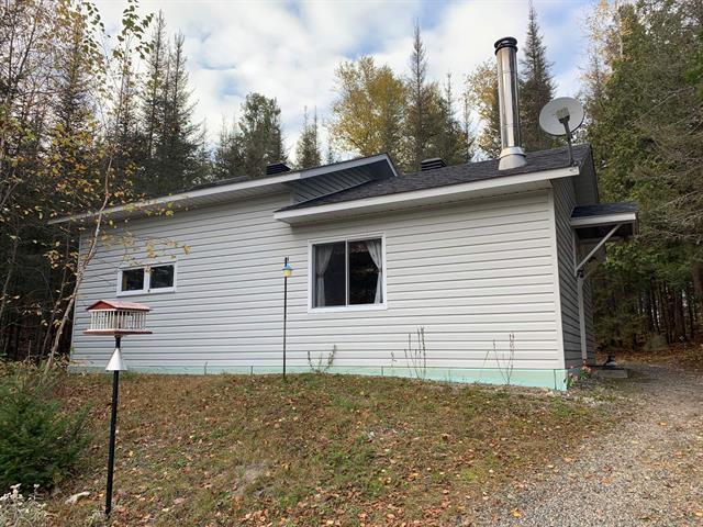 Chalet à vendre à Rémigny, Abitibi-Témiscamingue, 669, Rue du Parc Ouest, 19606748 - Centris.ca