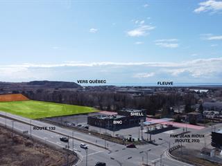 Terrain à vendre à Trois-Pistoles, Bas-Saint-Laurent, Route  132 Ouest, 18235411 - Centris.ca
