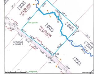 Terre à vendre à Saint-Narcisse, Mauricie, Rang du Haut-de-la-Grande-Ligne, 22819072 - Centris.ca