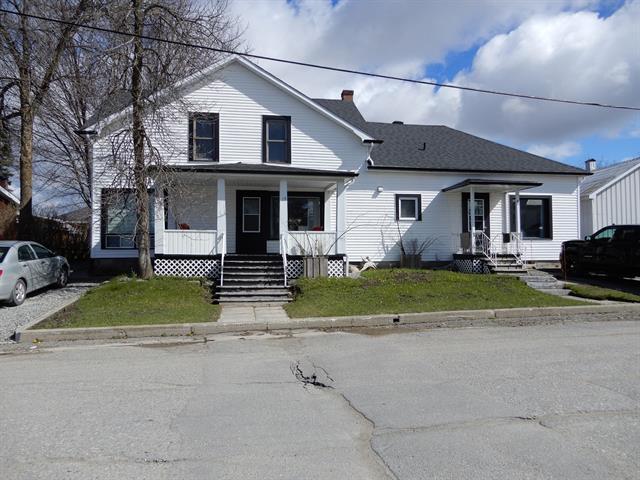 Triplex for sale in Lorrainville, Abitibi-Témiscamingue, 11 - 15, Rue  Saint-Jean-Baptiste Est, 27919854 - Centris.ca