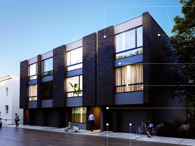Condominium house for sale in Québec (La Cité-Limoilou), Capitale-Nationale, 528, Rue  Arago Ouest, 12690527 - Centris.ca