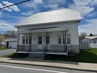 Duplex à vendre à Massueville, Montérégie, 261 - 263, Rue  Bonsecours, 17570413 - Centris.ca