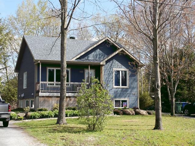 Duplex à vendre à East Farnham, Montérégie, 145 - 145A, Rue  Jones, 25754273 - Centris.ca