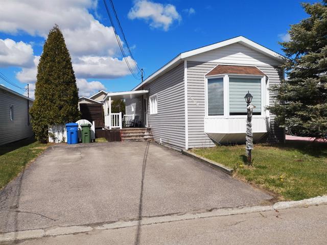 Mobile home for sale in Saguenay (Jonquière), Saguenay/Lac-Saint-Jean, 2504, Rue des Courlis, 17880089 - Centris.ca