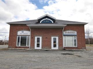 Bâtisse commerciale à vendre à Lebel-sur-Quévillon, Nord-du-Québec, 1009, Place  Quévillon, 23742954 - Centris.ca
