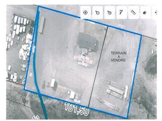 Commercial building for sale in Princeville, Centre-du-Québec, 772, boulevard  Baril Ouest, 17402610 - Centris.ca