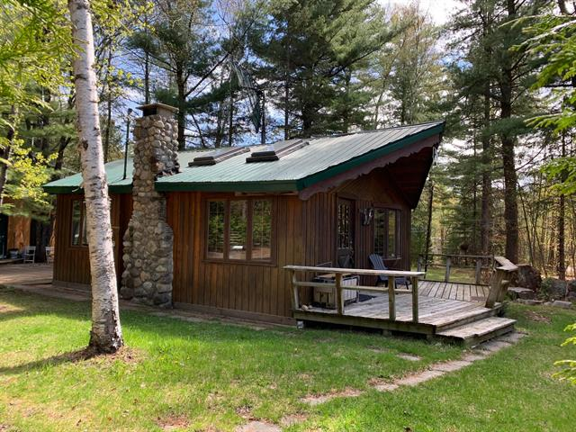 Cottage for sale in Sainte-Marcelline-de-Kildare, Lanaudière, 1240, Route des Lacs, 18913900 - Centris.ca