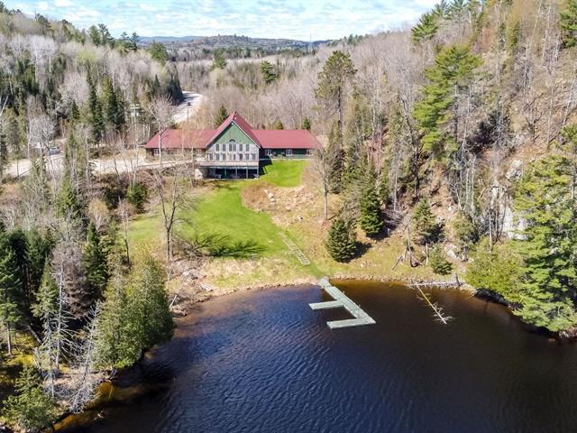 Cottage for sale in Kazabazua, Outaouais, 339, Chemin du Lac-Sainte-Marie, 20816122 - Centris.ca