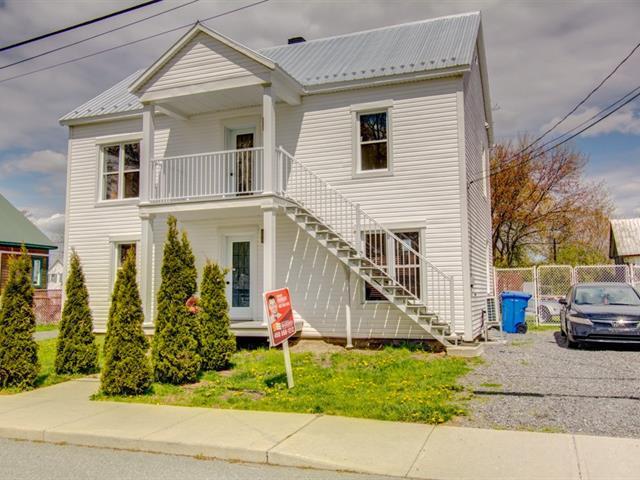 Duplex à vendre à Massueville, Montérégie, 160 - 164, Rue  Durocher, 11803992 - Centris.ca