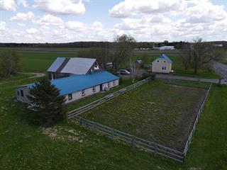 Hobby farm for sale in Notre-Dame-du-Bon-Conseil - Paroisse, Centre-du-Québec, 3198, 9e rg de Wendover, 23302022 - Centris.ca