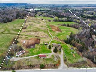 Hobby farm for sale in Notre-Dame-de-la-Paix, Outaouais, 1101Z - 1103Z, Rang  Sainte-Madeleine, 26422192 - Centris.ca