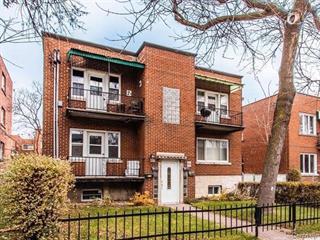 Quadruplex for sale in Montréal (Côte-des-Neiges/Notre-Dame-de-Grâce), Montréal (Island), 2125 - 2131, Avenue de Hampton, 15437939 - Centris.ca