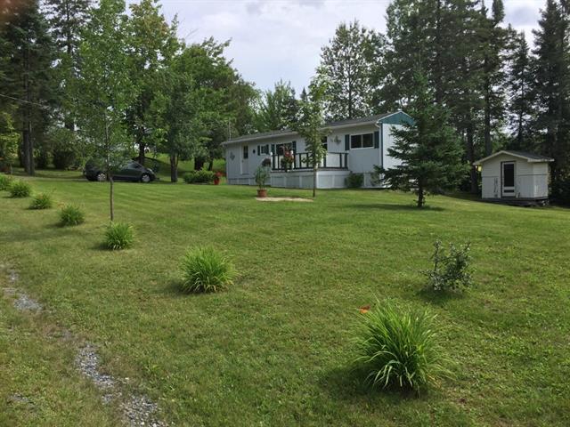 Maison mobile à vendre à Wotton, Estrie, 25, Rue  Côté, 20558869 - Centris.ca