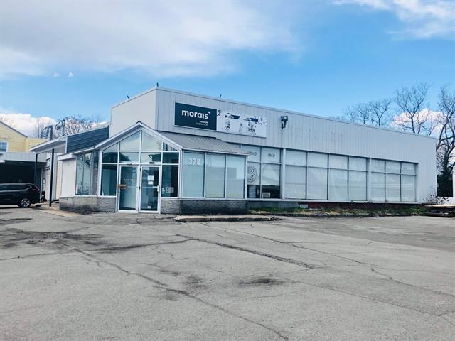 Bâtisse commerciale à louer à Québec (La Haute-Saint-Charles), Capitale-Nationale, 378, Rue  Racine, 26348738 - Centris.ca