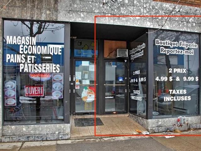 Commercial unit for rent in Montréal (Mercier/Hochelaga-Maisonneuve), Montréal (Island), 3935, Rue  Sainte-Catherine Est, 24490694 - Centris.ca