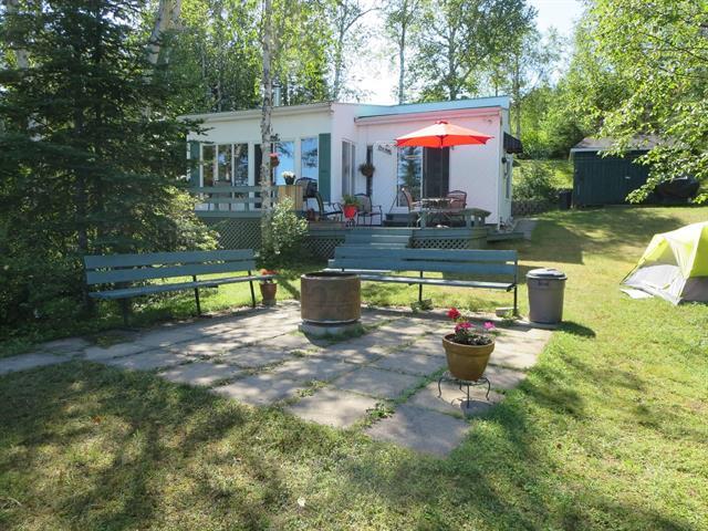 Chalet à vendre à Saint-David-de-Falardeau, Saguenay/Lac-Saint-Jean, 240, Chemin du Lac-Tortu, 22742581 - Centris.ca