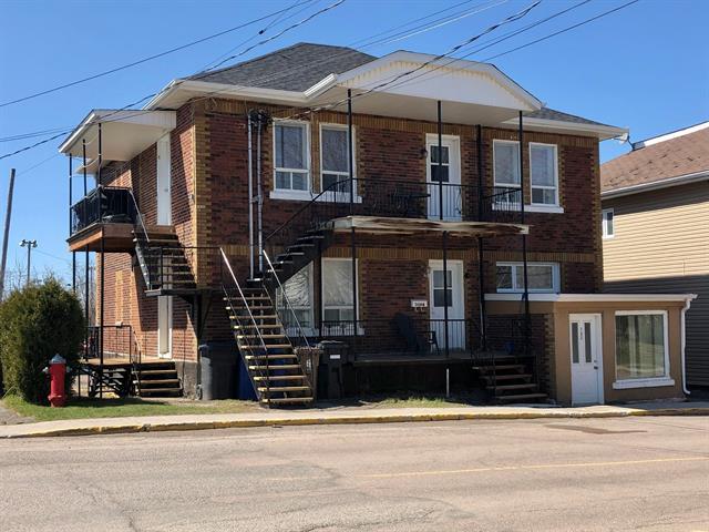 Quadruplex for sale in Hébertville-Station, Saguenay/Lac-Saint-Jean, 743 - 743C, Rue  Saint-Wilbrod, 24705326 - Centris.ca
