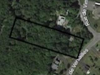 Terrain à vendre à Granby, Montérégie, 419, Rue de Versailles, 14627667 - Centris.ca